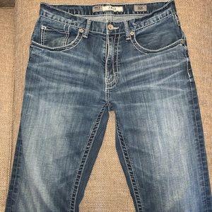 EUC BKE Jake Bootcut Jeans Size 32 Long.